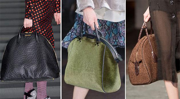 Модные сумки сезона осень-зима 2013-2014 - фото №21