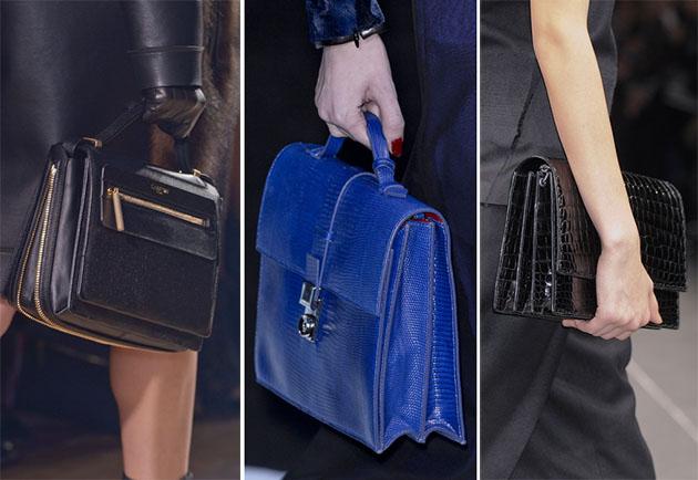 Модные сумки сезона осень-зима 2013-2014 - фото №23