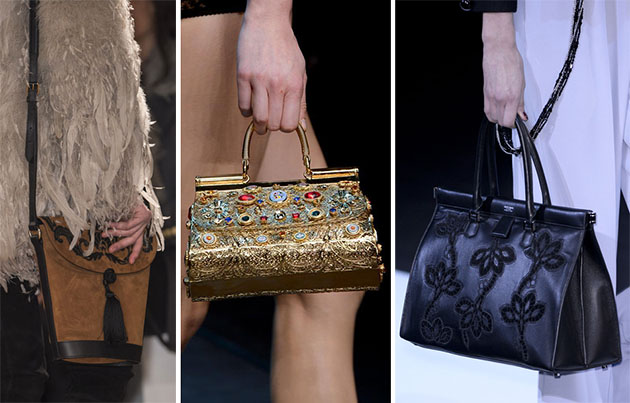 Модные сумки сезона осень-зима 2013-2014 - фото №8