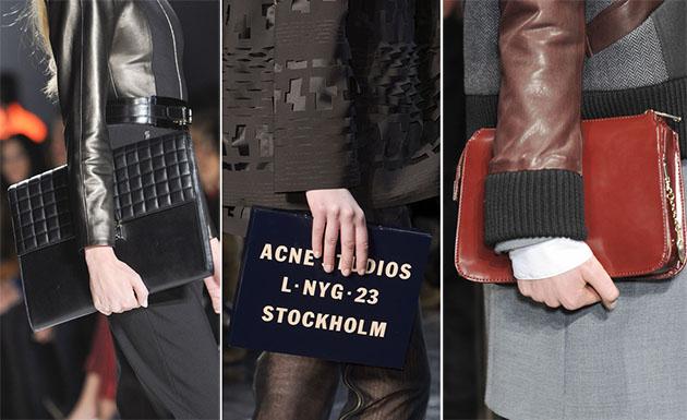 Модные сумки сезона осень-зима 2013-2014 - фото №26