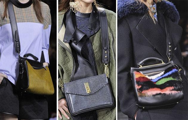 Модные сумки сезона осень-зима 2013-2014 - фото №22