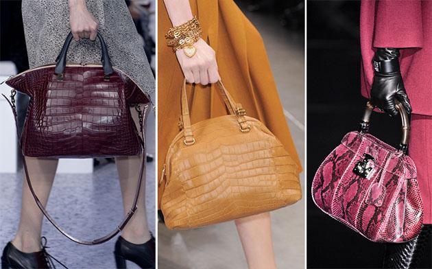 Модные сумки сезона осень-зима 2013-2014 - фото №5