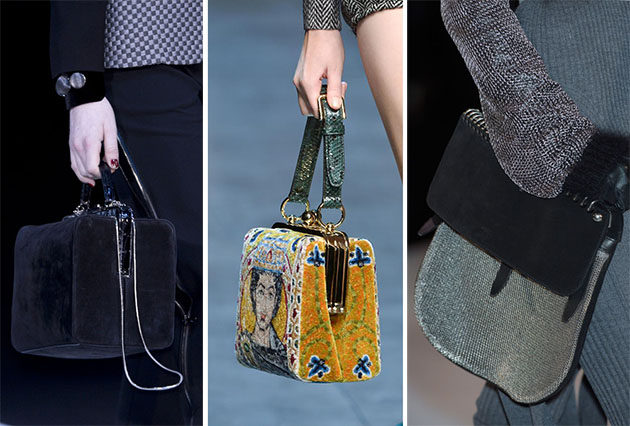 Модные сумки сезона осень-зима 2013-2014 - фото №7
