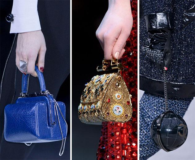 Модные сумки сезона осень-зима 2013-2014 - фото №28
