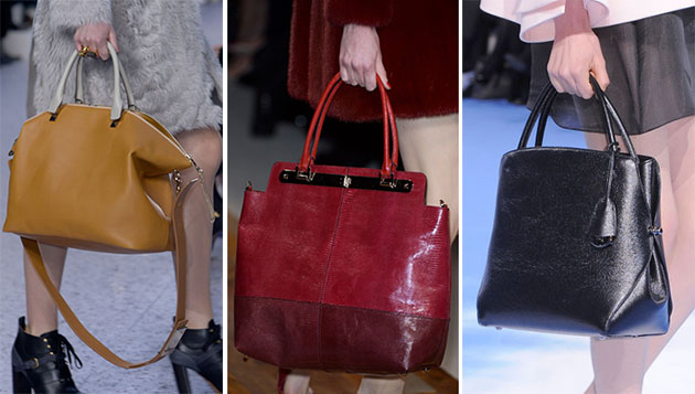 Модные сумки сезона осень-зима 2013-2014 - фото №25