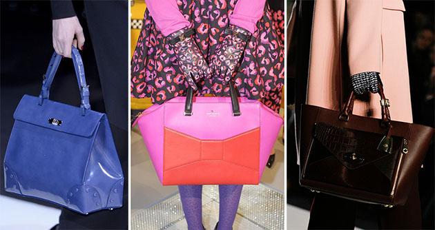 Модные сумки сезона осень-зима 2013-2014 - фото №19