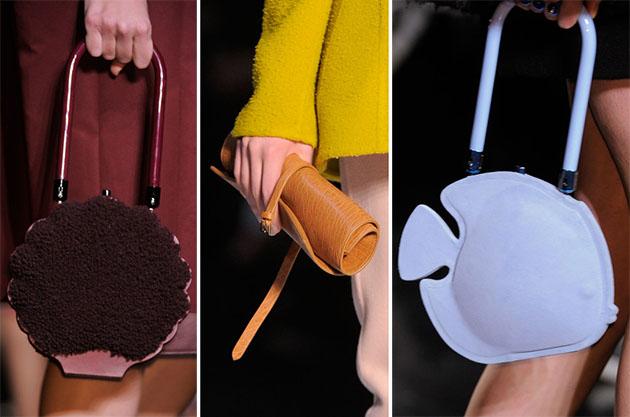 Модные сумки сезона осень-зима 2013-2014 - фото №14