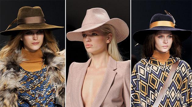 Модные шапки сезона осень-зима 2013-2014 - фото №14