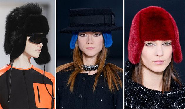 Модные шапки сезона осень-зима 2013-2014 - фото №10