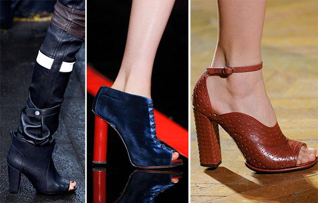 Модная обувь сезона осень-зима 2013-2014 - фото №5