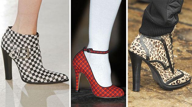 Модная обувь сезона осень-зима 2013-2014 - фото №24
