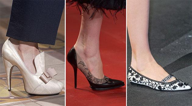 Модная обувь сезона осень-зима 2013-2014 - фото №12