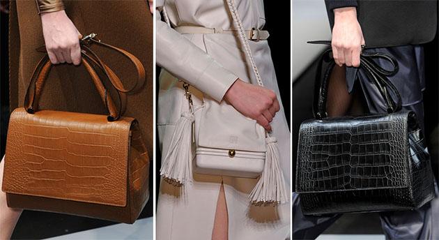Модные сумки сезона осень-зима 2013-2014 - фото №1