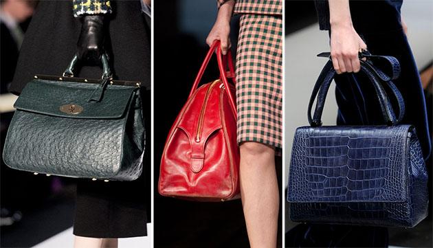 Модные сумки сезона осень-зима 2013-2014 - фото №3
