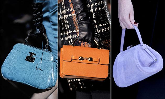 Модные сумки сезона осень-зима 2013-2014 - фото №2