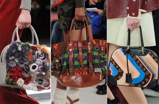 Модные сумки осени 2014: что, где, почем - фото №14