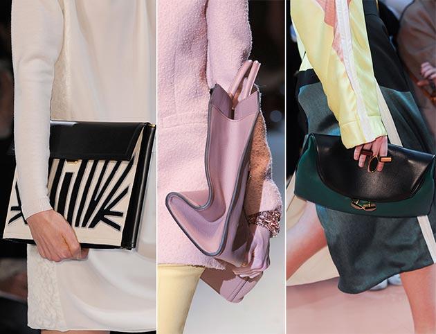 Модные сумки осени 2014: что, где, почем - фото №4
