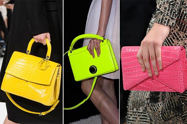 Модные сумки осени 2014: что, где, почем - фото №15