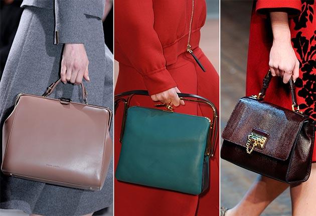 Модные сумки осени 2014: что, где, почем - фото №11