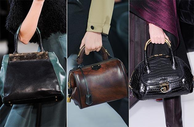 Модные сумки осени 2014: что, где, почем - фото №6