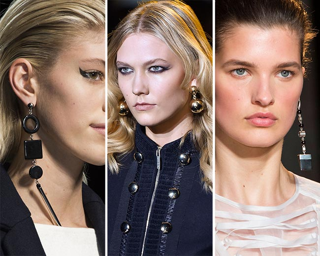 Модные аксессуары на осень 2015