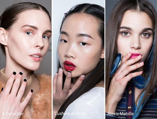 маникюр 2016 модные тенденции осень