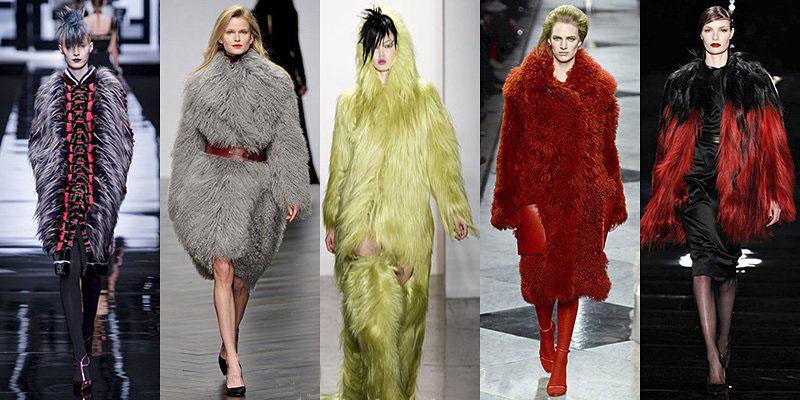 Модные шубы сезона зима 2013-2014: что, где, почем - фото №2