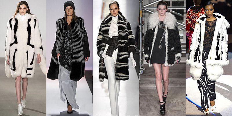 Модные шубы сезона зима 2013-2014: что, где, почем - фото №3