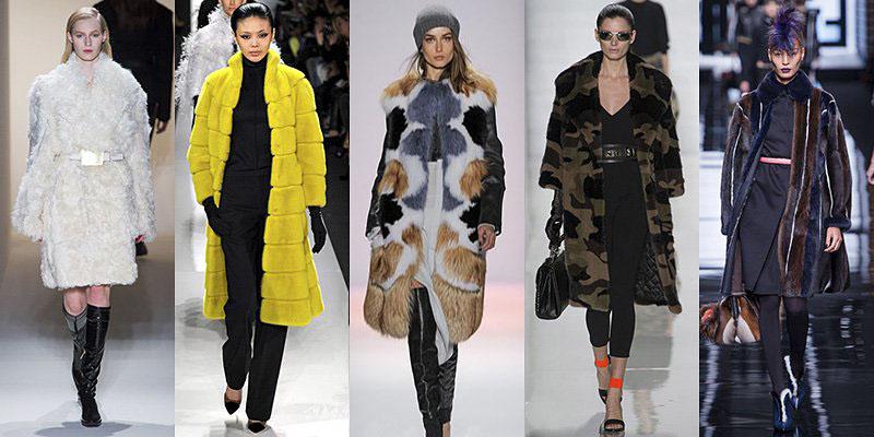 Модные шубы сезона зима 2013-2014: что, где, почем - фото №7