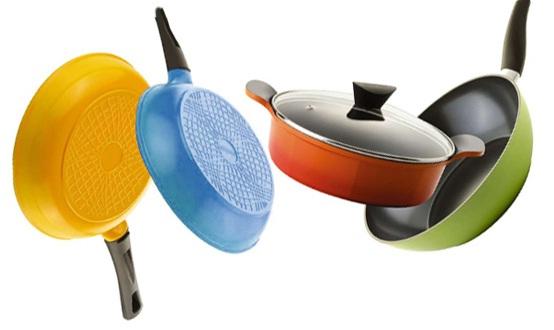 Как ухаживать за посудой с антипригарным и керамическим покрытием - фото №2