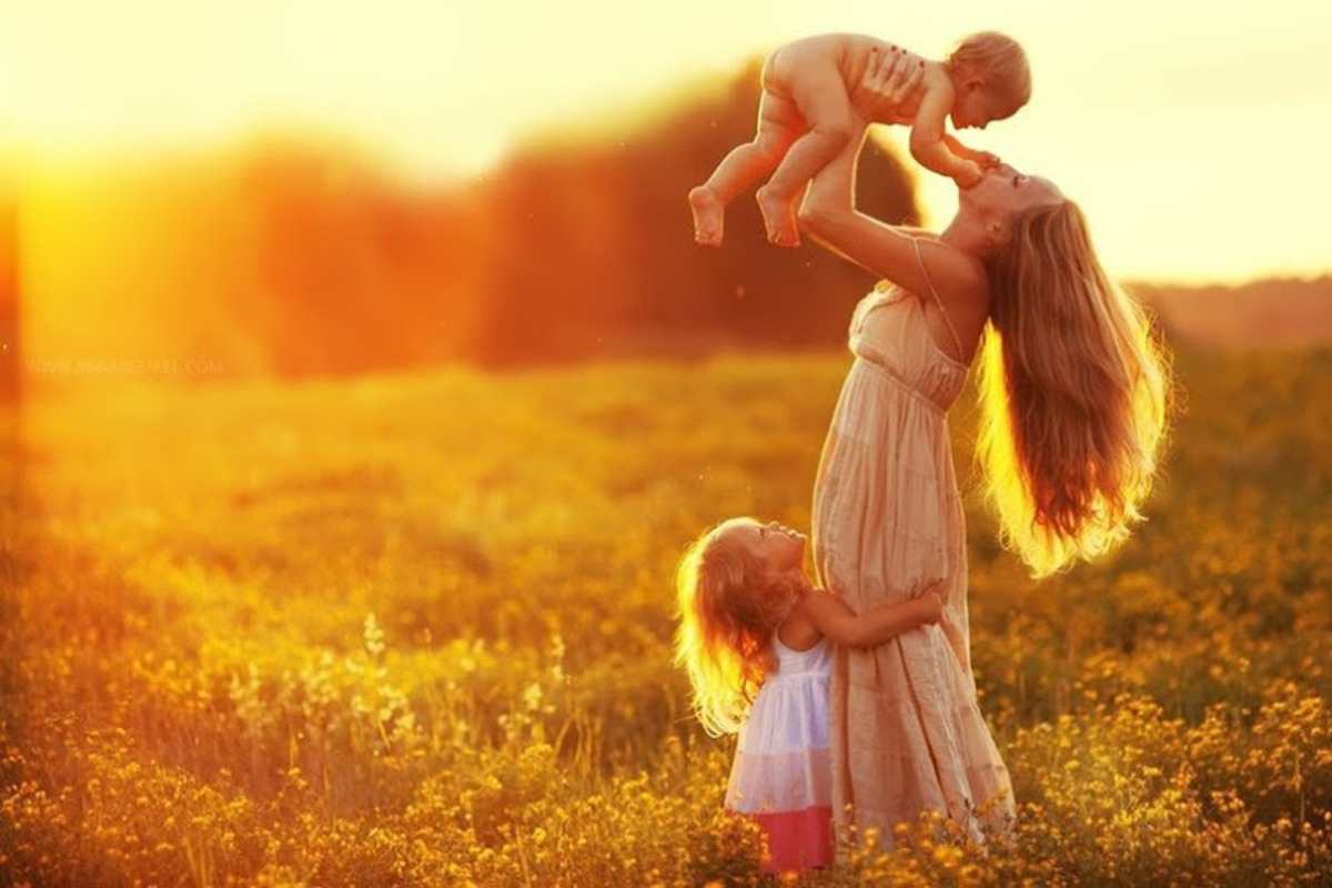 Когда День Матери в 2015 году - фото №1