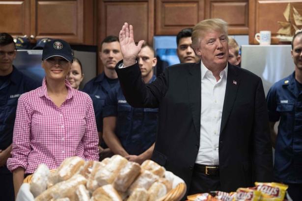 мелания трамп день благодарения