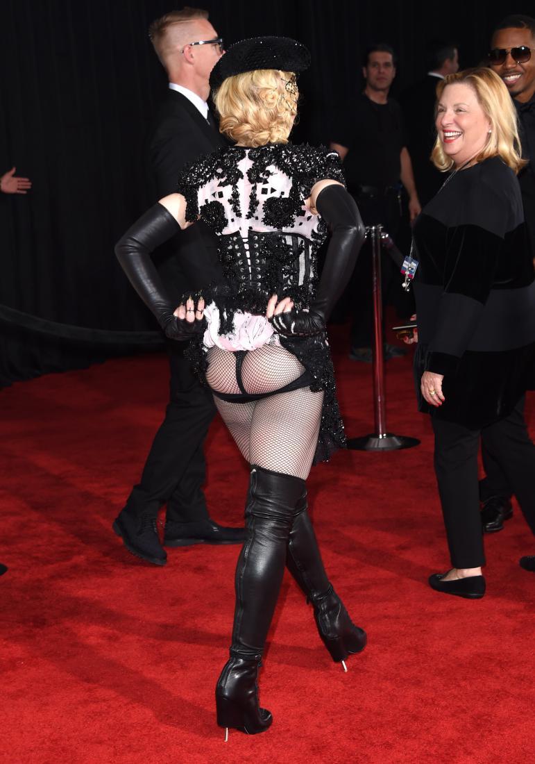 Мадонна Грэмми 2015