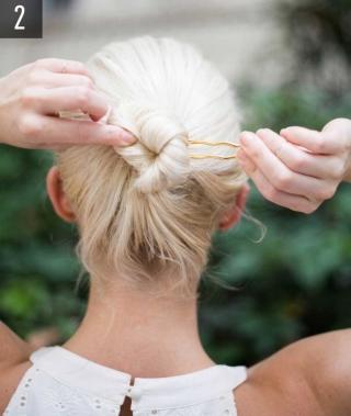 Что делать с волосами в жару: 10 идей простых летних причесок на длинные волосы 2016 (фото) - фото №17