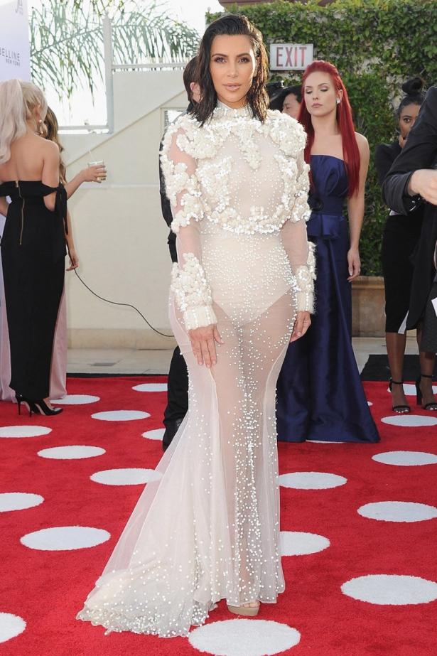 Fashion Los Angeles Awards ким кардашьян фото