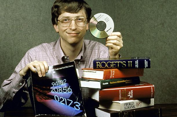 Билл Гейтс - фото №1