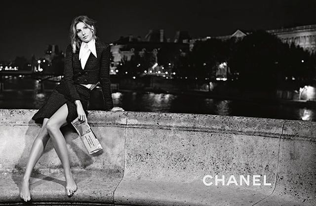 Что нового: рекламная кампания Chanel, весна-лето 2015 - фото №1