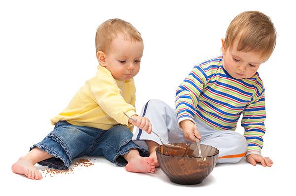 Развивающие игры для детей на кухне - фото №3