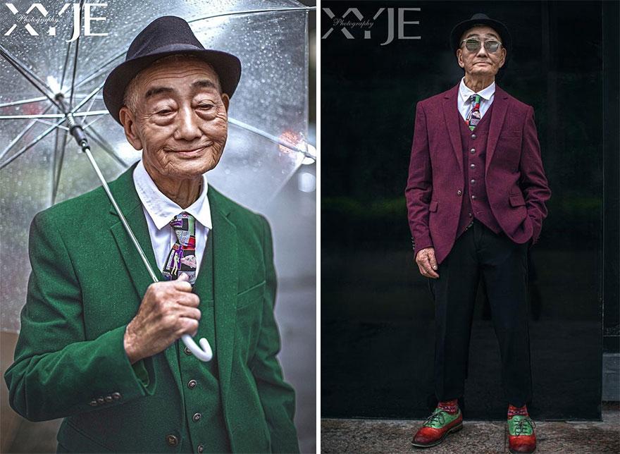 Денди в шляпе: как 85-летний мужчина стал иконой стиля в сети - фото №4