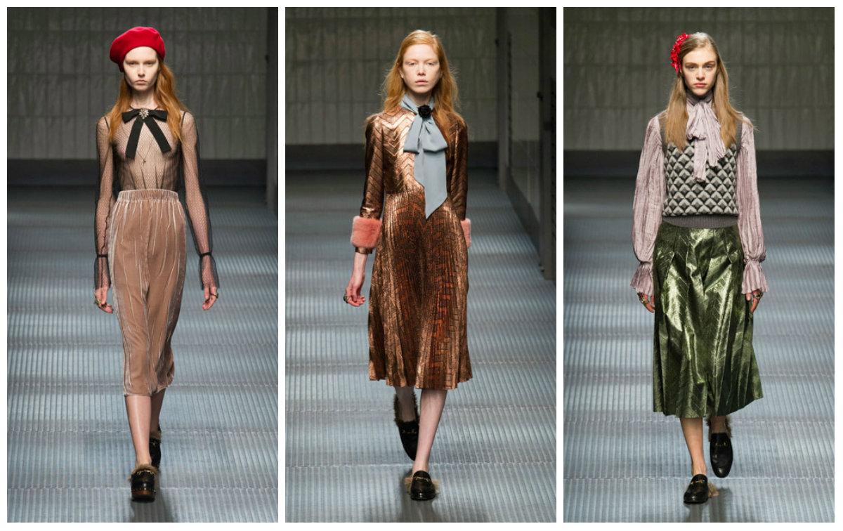 Что запомнилось на Миланской неделе моды