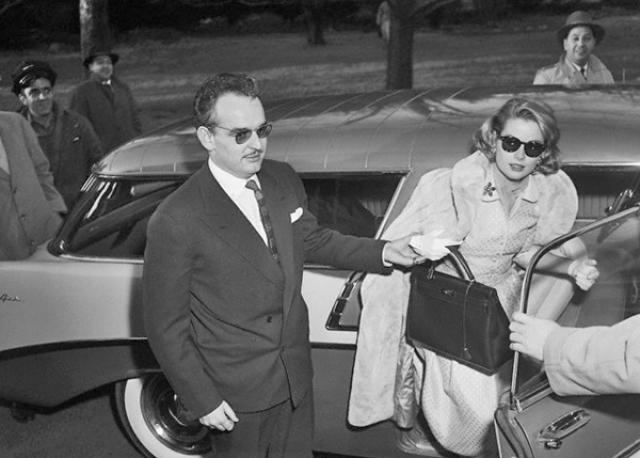 Самые известные сумки в мире Hermes Kelly bag Грейс Келли