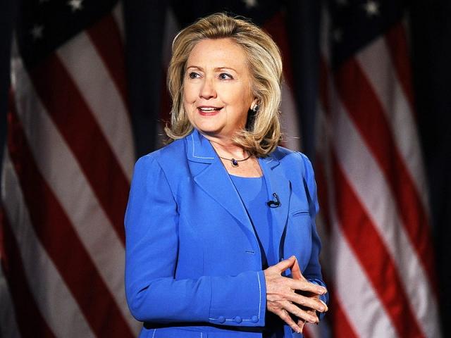 женский деловой стиль 2016 Хилари Клинтон