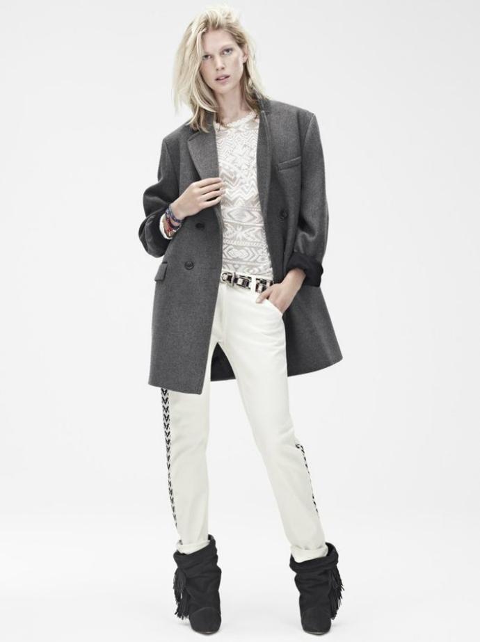Появились первые фото коллекции Isabel Marant for H&M - фото №4