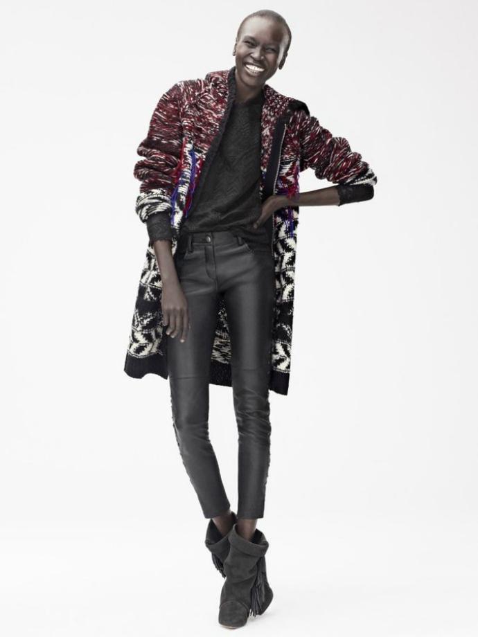Появились первые фото коллекции Isabel Marant for H&M - фото №3