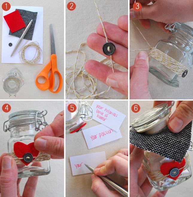 Как сделать валентинку своими руками - фото №1