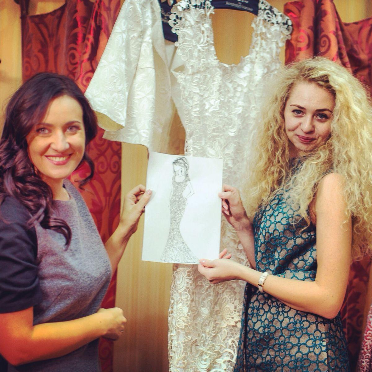 Как выбрать платье на свадьбу подруги - фото №1