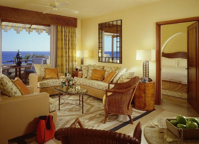 Лучшие отели мира: Four Seasons Resort Sharm El Sheikh 5* - фото №8