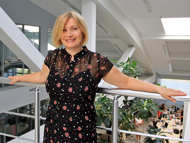 Ирина Геращенко - фото №2