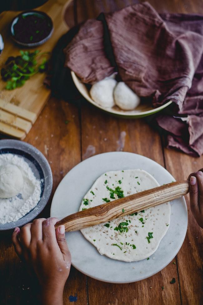 Что мучного приготовить в пост: рецепты постных лепешек - фото №7