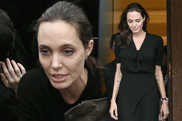 Стало известно, почему Анджелина Джоли не может избавиться от болезненной худобы (ФОТО) - фото №2